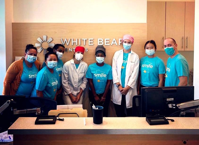 White Bear Dentist Fundraiser Oral Cancer