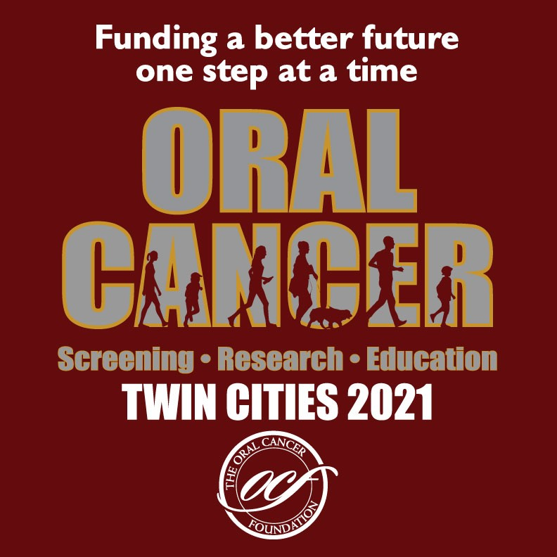 Twin Cities Oral Cancer Fundraiser 2021