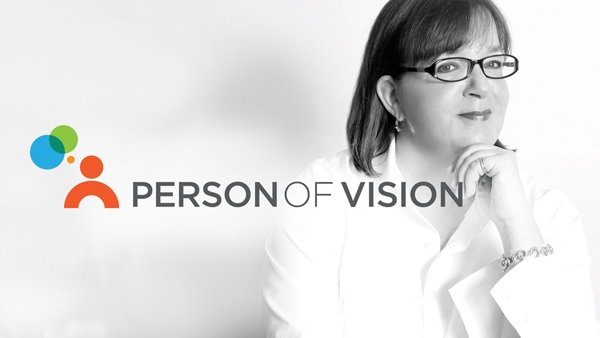 Person of Vision Marge Axelrad