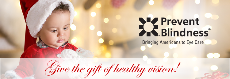 Give the Gift of Sight This Holiday Season