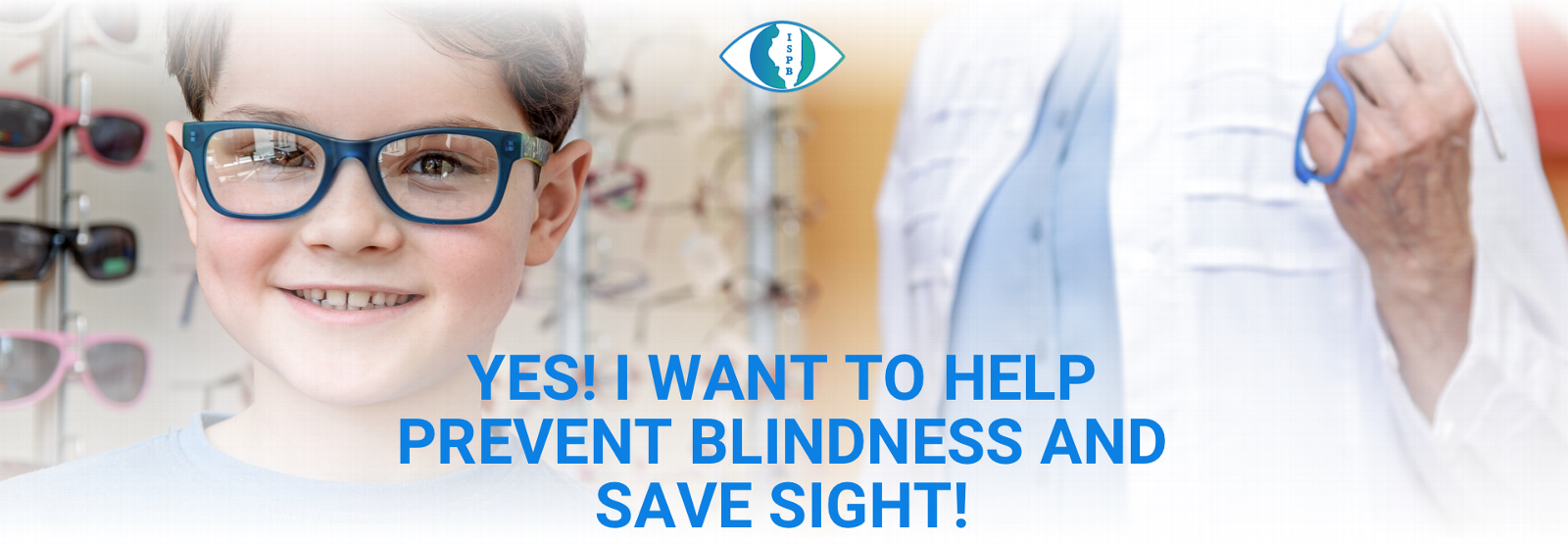 Support the Illinois Society for the Prevention of Blindness!