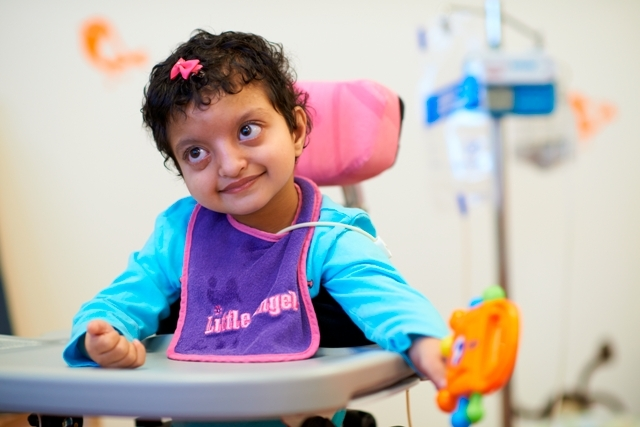 PPEC is offered to children with severe disabilities and medical fragility