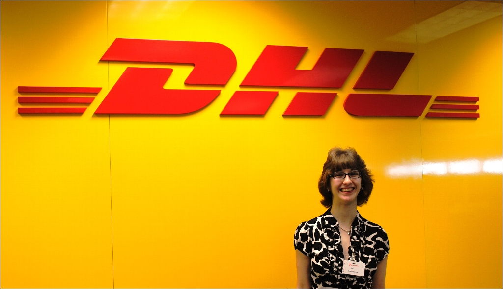 DHL is one of the many companies that is partnering with Redwood