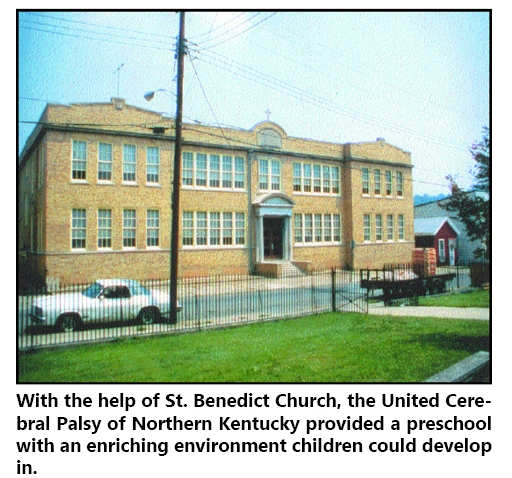 Redwood's first building was a school in Latonia