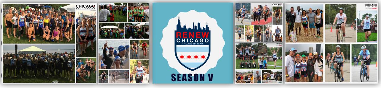 Season V - 2021 Renew Chicago Tri Team