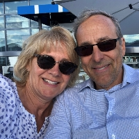 Louise and Brett                                     Van Gelder profile picture