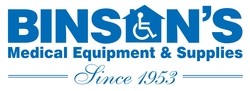 Binson's Medical Equipment and Supplies