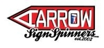 Aarow Sign Spinners