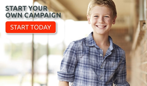Start Your Own Campaign - Start Today
