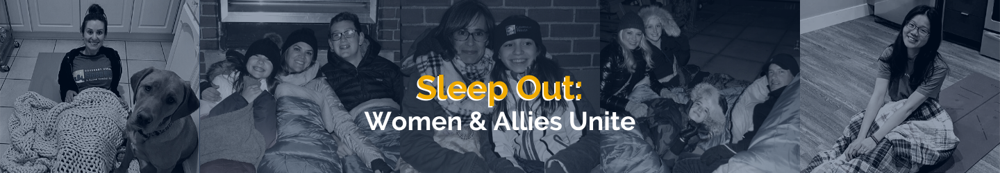 Sleep Out: Women Unite in New York City