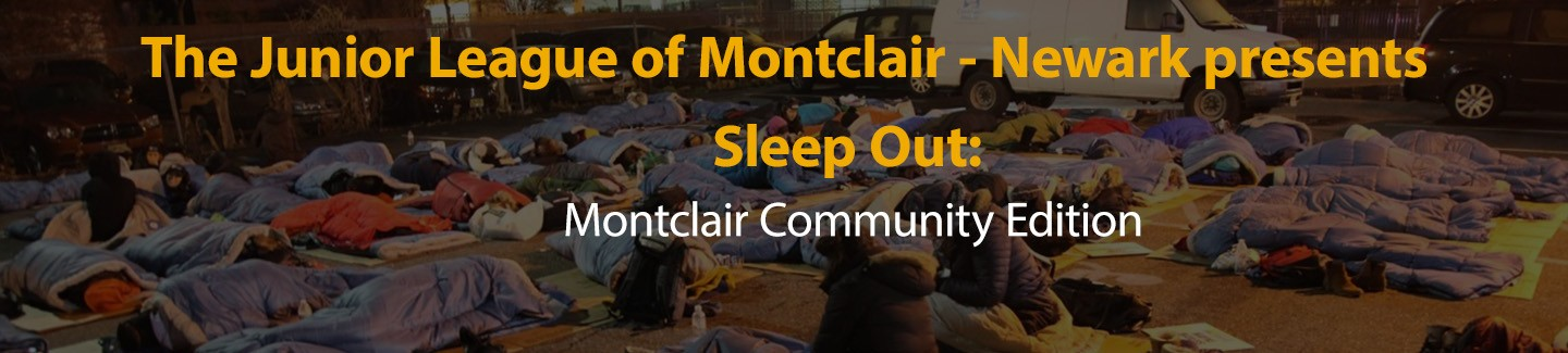 Sleep Out: Montclair Community Edition