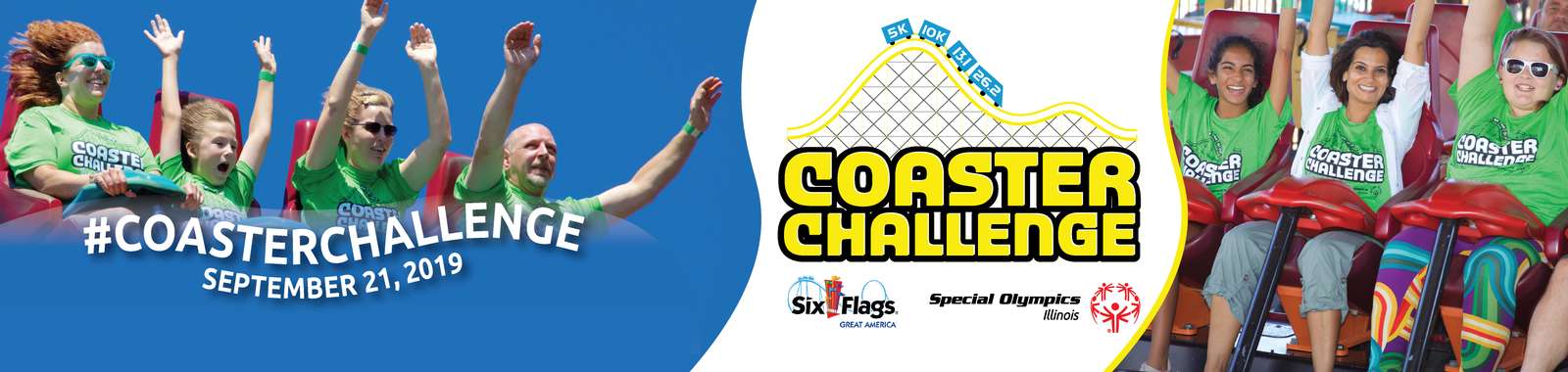 2019 Coaster Challenge