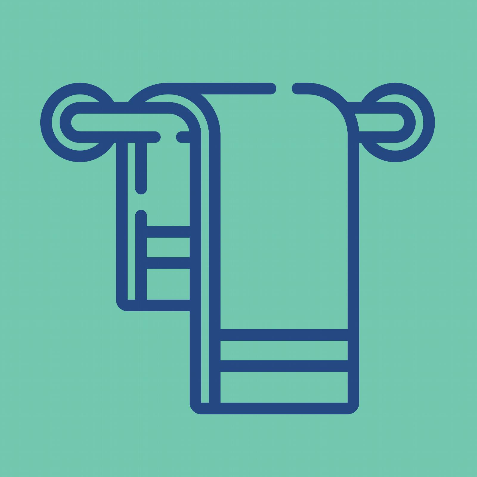 Towel Holder Icon