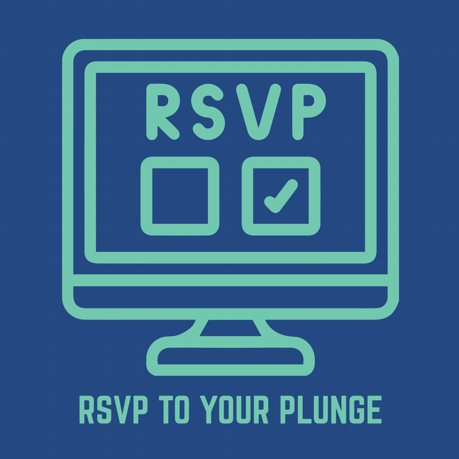 RSVP to your Plunge