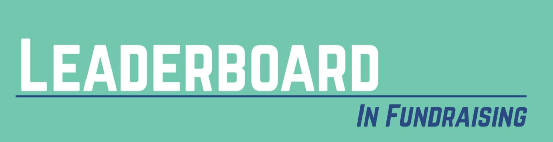 Fundraising Leaderboard Header