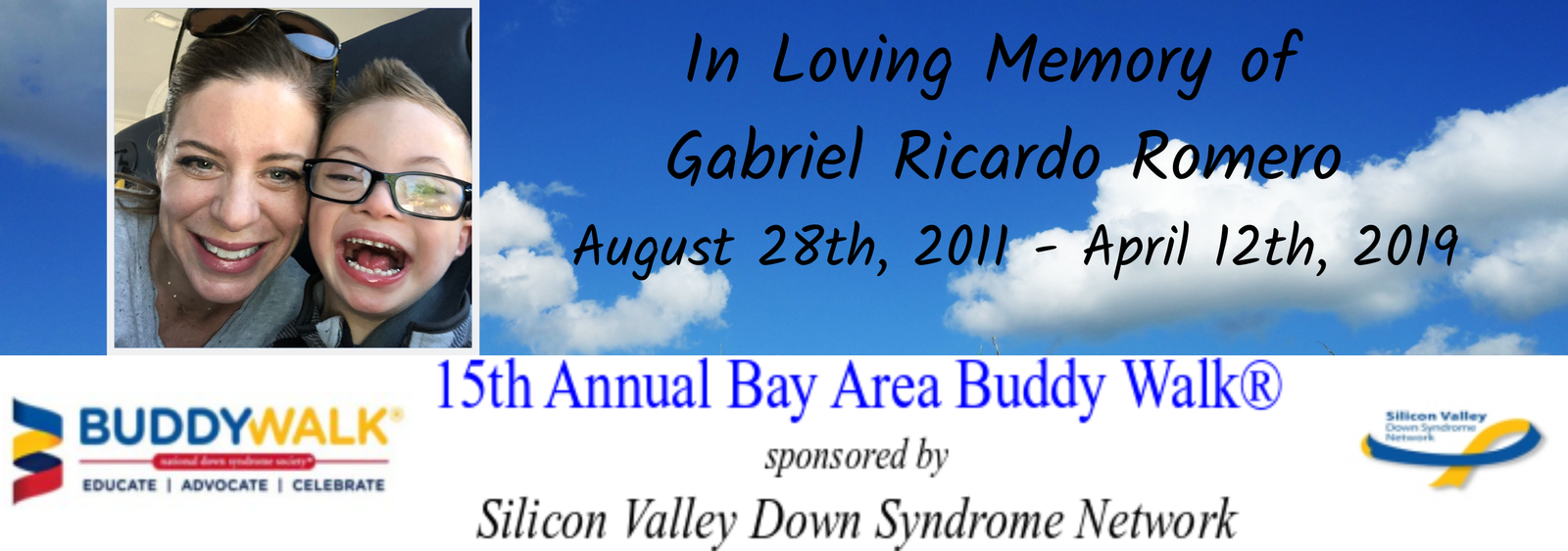 15th Annual Bay Area Buddy Walk®