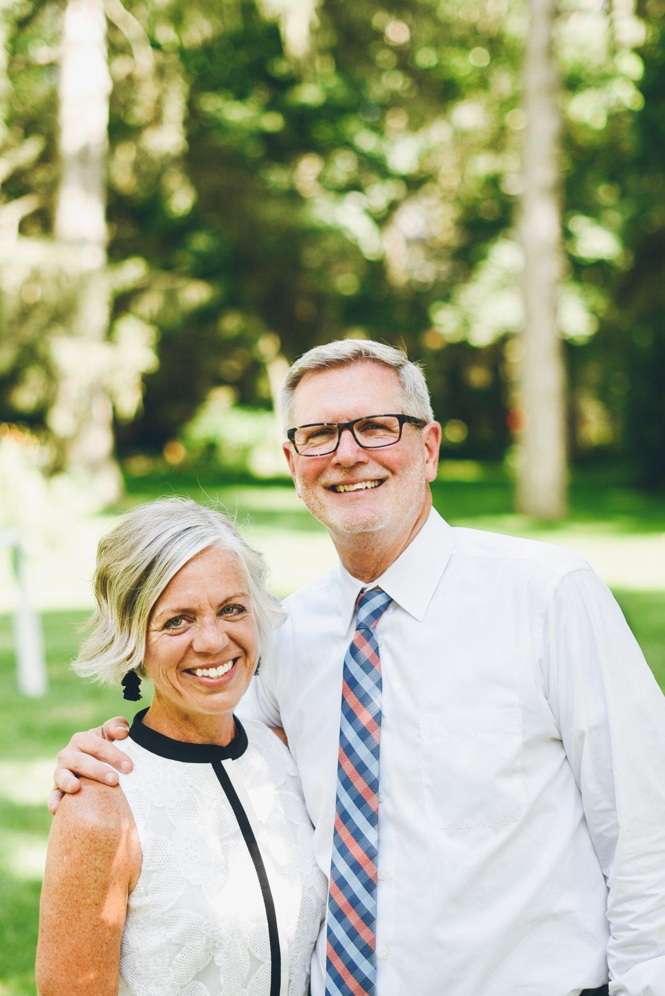 Tim and Laura Hoekstra