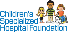 Children's Specialized Hospital Foundation Logo