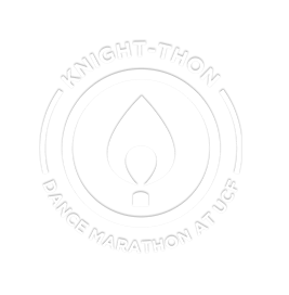 Knight-thon Dance Marathon at UCF logo