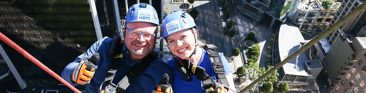 Rope for Hope Banner Image
