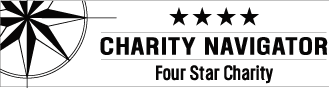 Four Star Rated - Charity Navigator