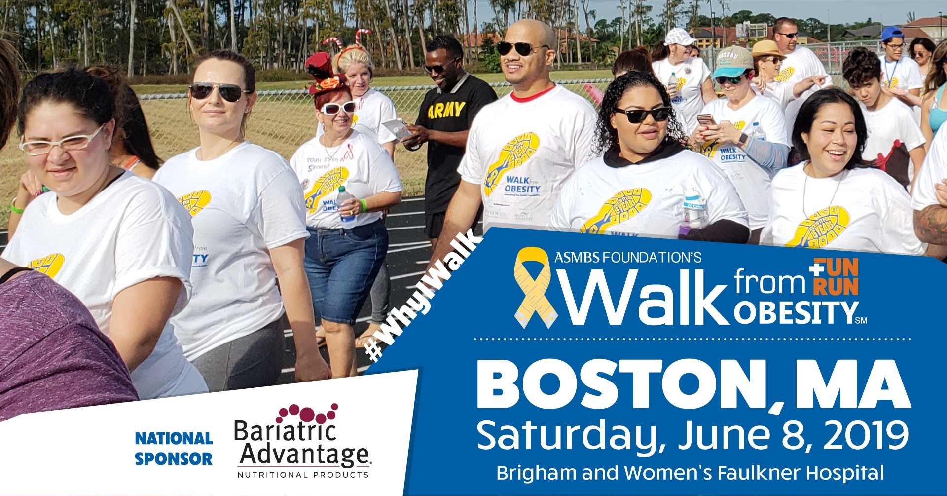Walk from Obesity Event Page