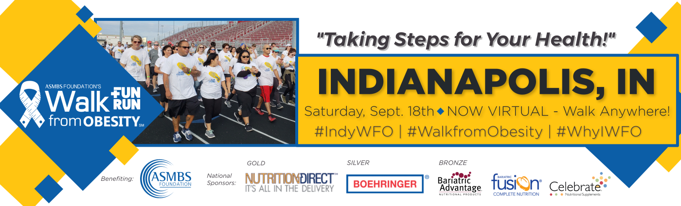 Indianapolis, IN Walk from Obesity