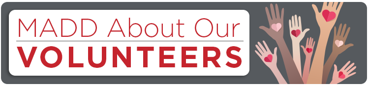 MADD West Central Florida Volunteer Opportunities | Tampa | Manasota | Pinellas